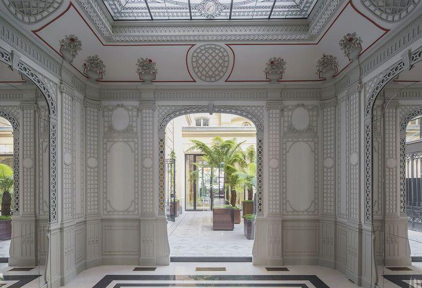 hotel the peninsula paris in paris ab 333 destinia. Black Bedroom Furniture Sets. Home Design Ideas
