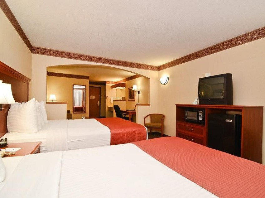 Best Western Hotel Vancouver Mall