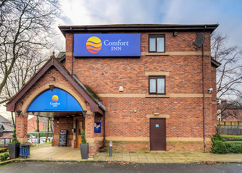 Hotel Comfort Inn Manchester North