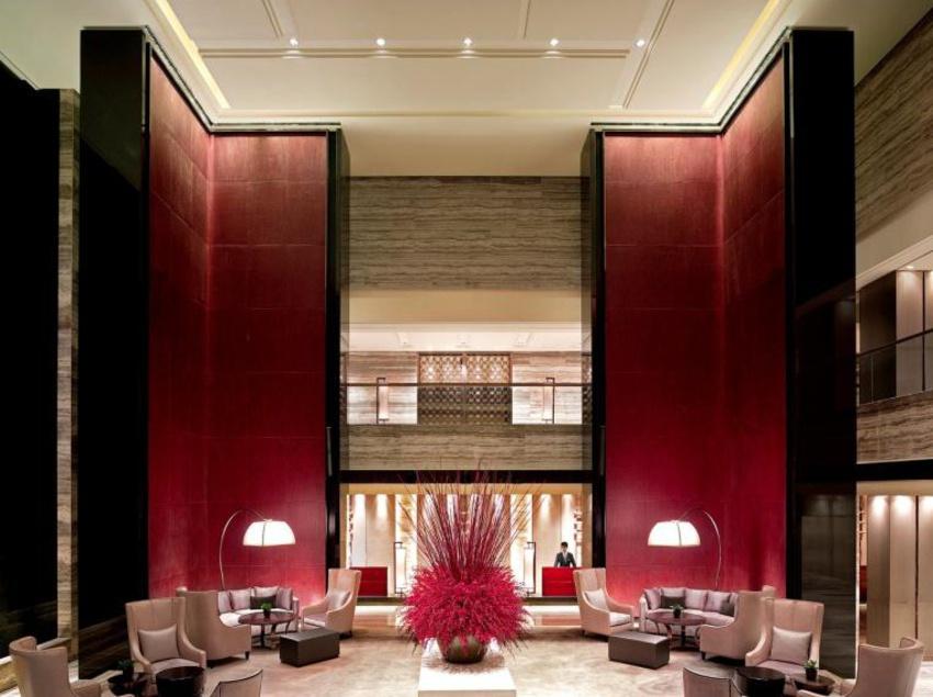 فندق New World بكين