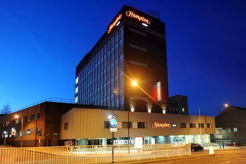 Hilton Hotel Gym Sheffield
