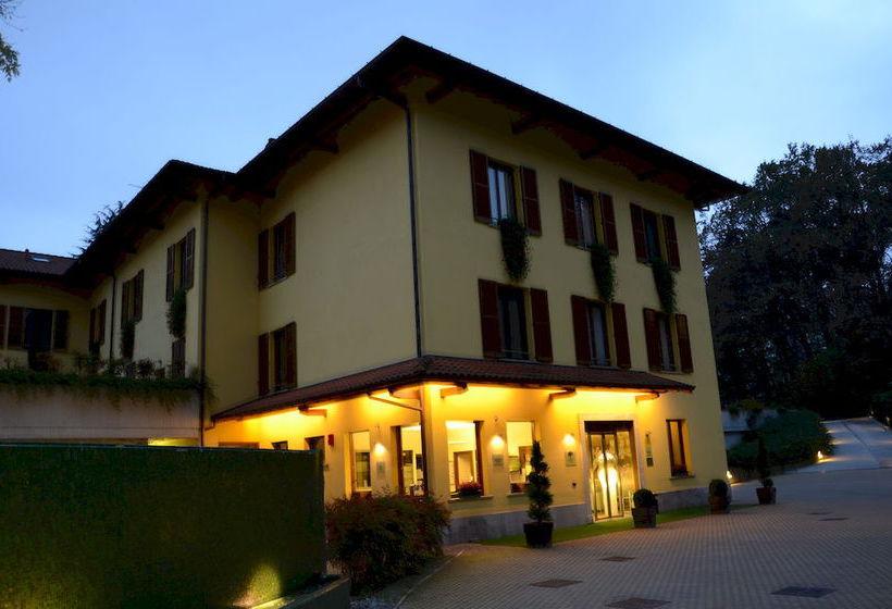 Selva Park Hotel Vergiate