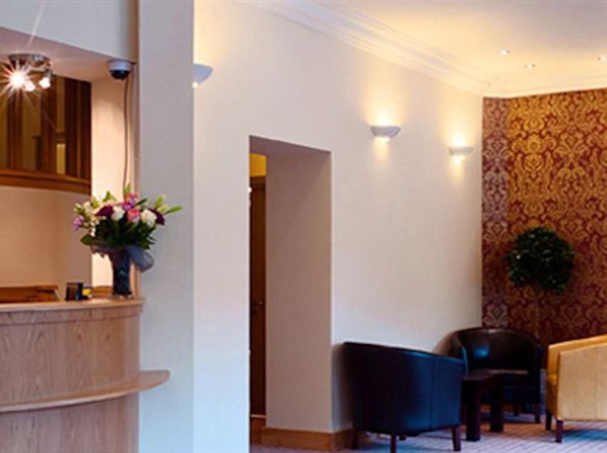 Hotel Newcastle Jesmond Upon Tyne