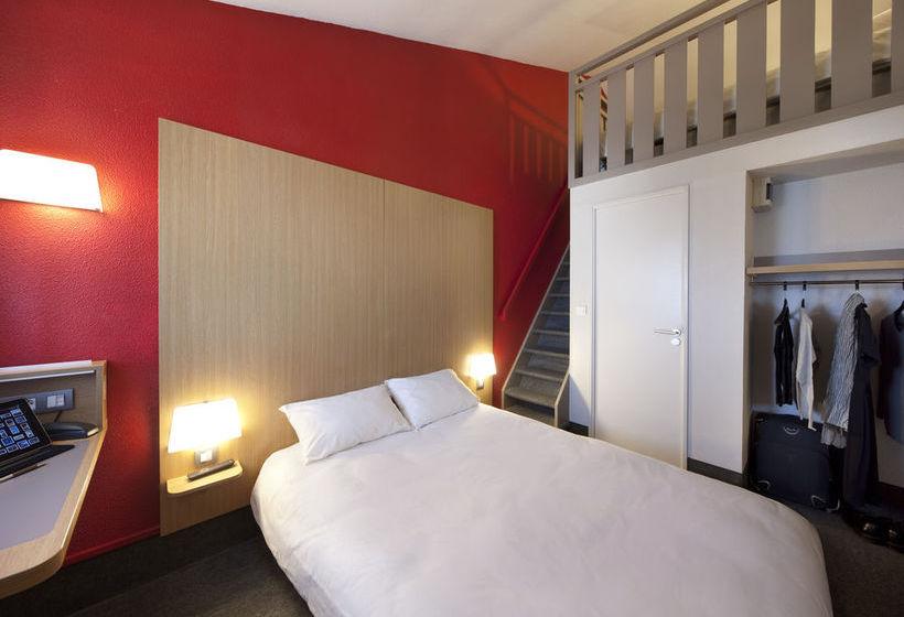 p 39 tit dej hotel bordeaux lac bruges les meilleures offres avec destinia. Black Bedroom Furniture Sets. Home Design Ideas