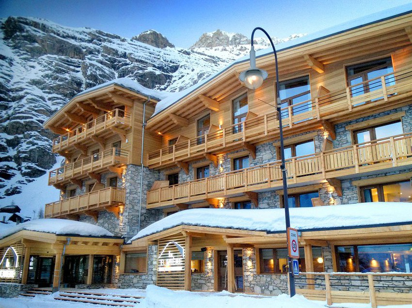 Hotel la toviere val d 39 isere the best offers with destinia for Hotels val d isere