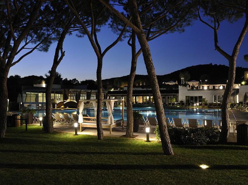 H tel riva del sole castiglione della pescaia partir for Hotel castiglione della pescaia
