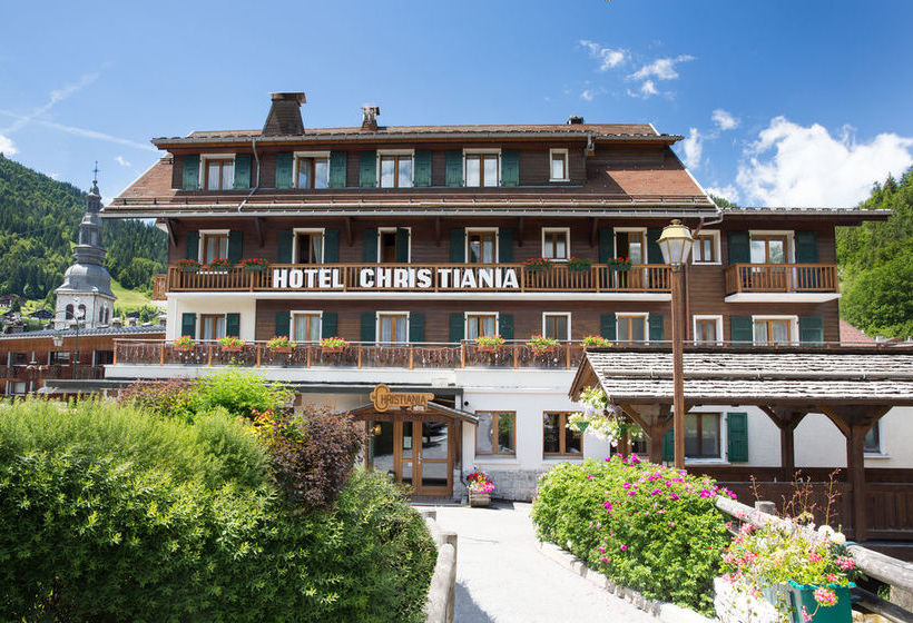 hotel christiania la clusaz the best offers with destinia. Black Bedroom Furniture Sets. Home Design Ideas