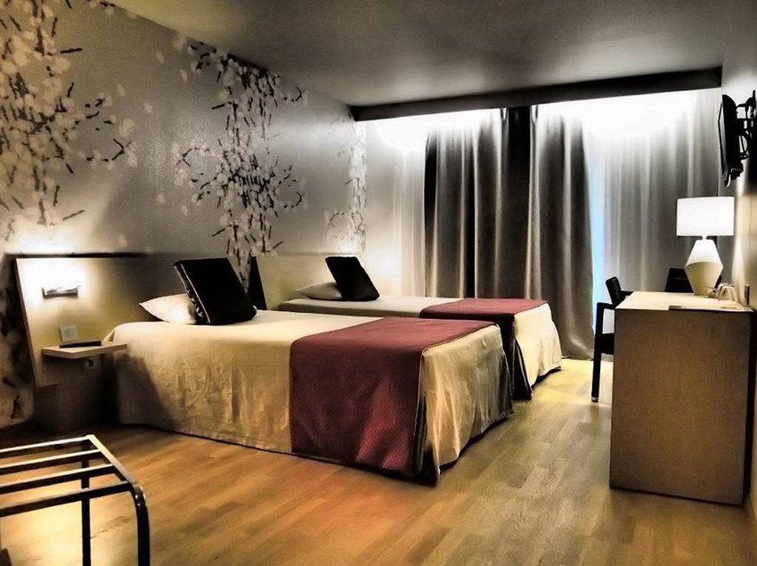 H tel la chaumiere quillan les meilleures offres avec for Hotels quillan