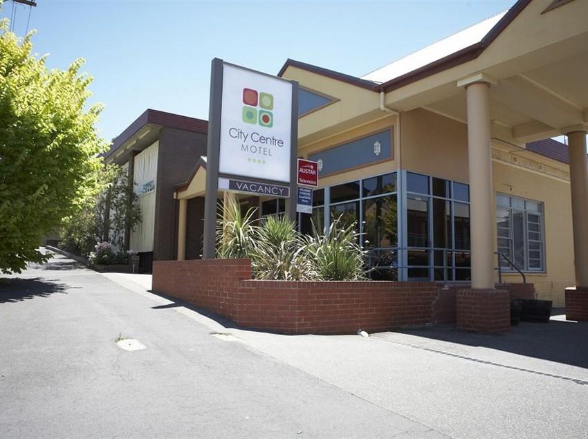 City centre motel bendigo les meilleures offres avec for Motel one wellness