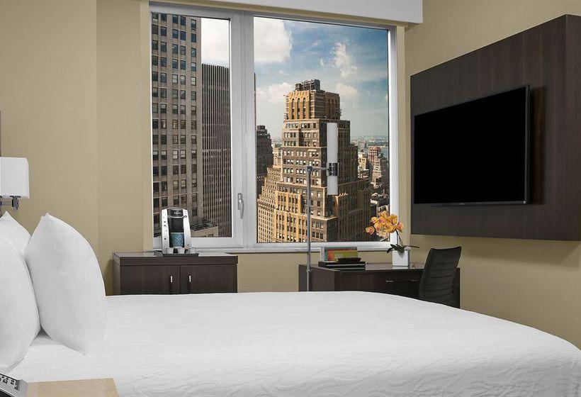 Hotel Hilton Garden Inn New York Times Square Central In New York Vanaf 55 Destinia