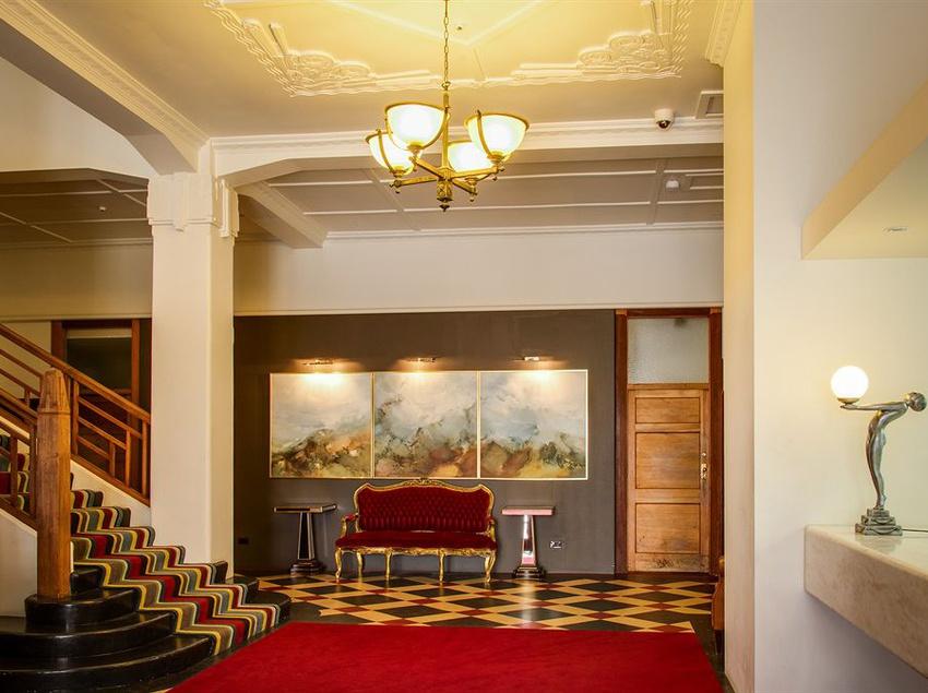 Hotel art deco masonic napier the best offers with destinia for Deco hotel napier