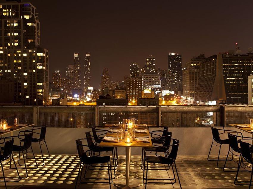 Hotel americano new york die besten angebote mit destinia for Americano new york
