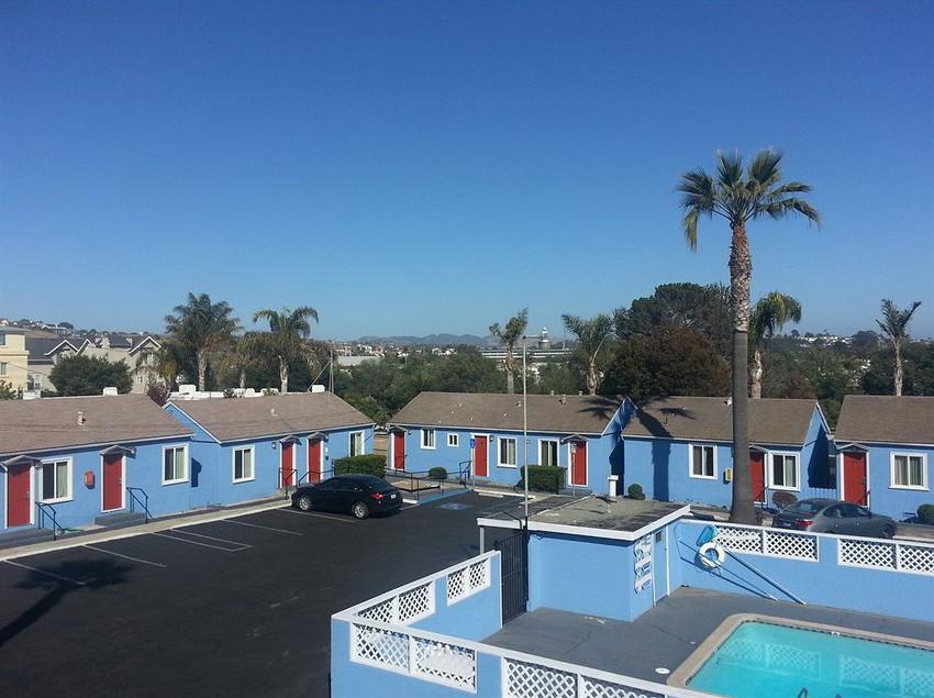 Blue Seal Inn Pismo Beach California