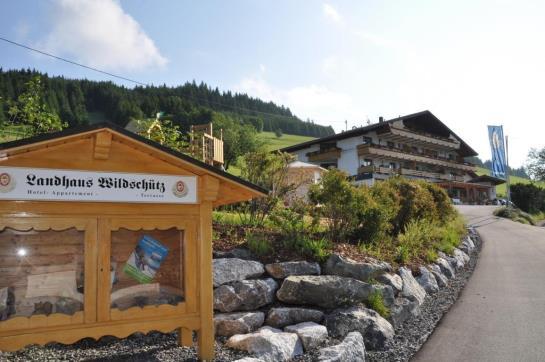 Hotel Pension Landhaus Wildschutz