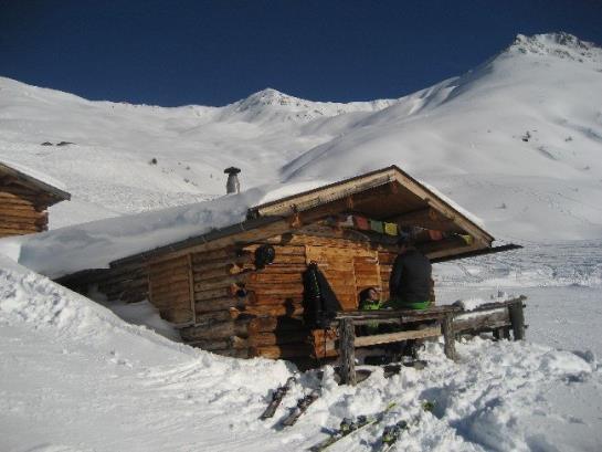 Bed and breakfast alpenhof nauders pension nauders le for Nauders appartamenti