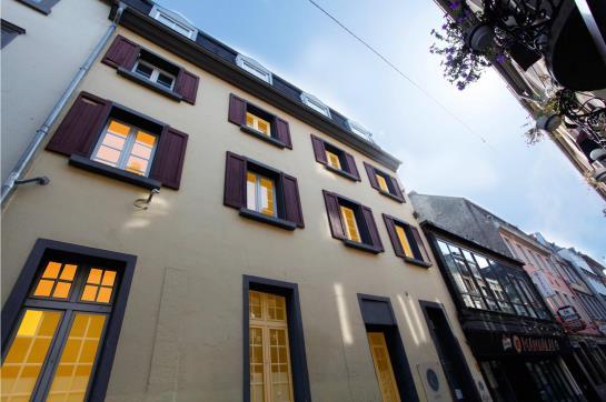 Centro hotel design apart in duesseldorf starting at 26 for Appart hotel dusseldorf