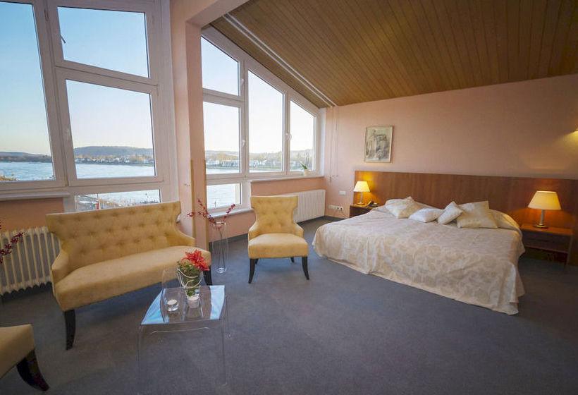 h tel baynunah drachenfels koenigswinter les meilleures offres avec destinia. Black Bedroom Furniture Sets. Home Design Ideas