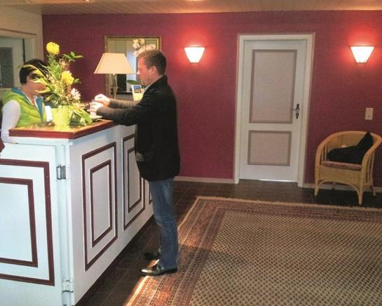 Hotel Fluch Bad Durkheim