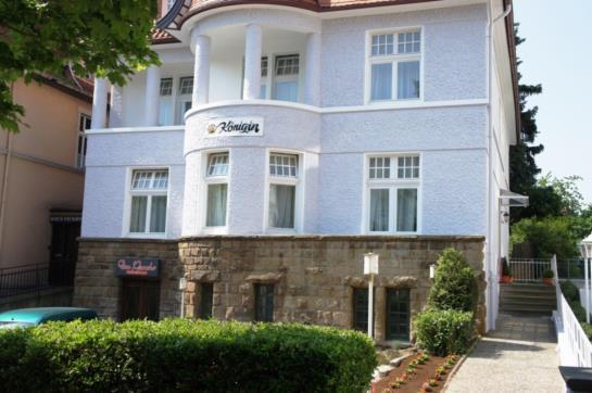 Hotel Bad Salzuflen Rosengarten