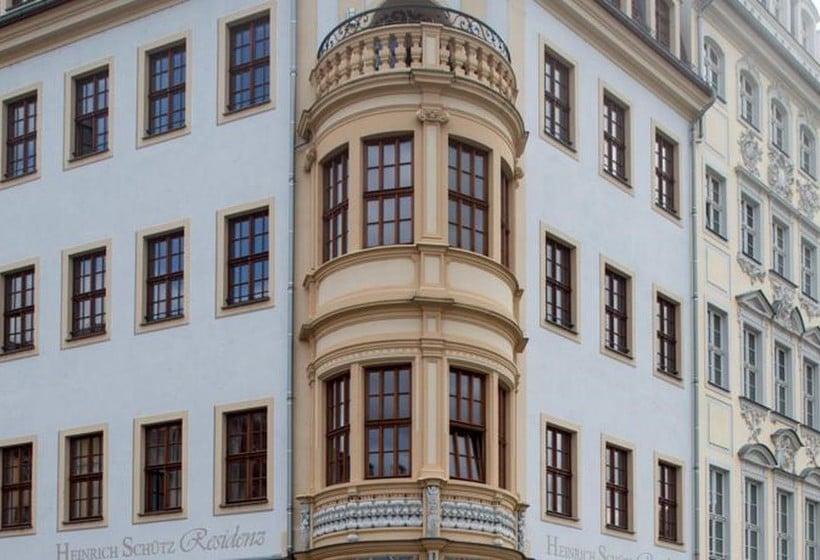 heinrich schuetz residenz in dresden ab 80 destinia. Black Bedroom Furniture Sets. Home Design Ideas