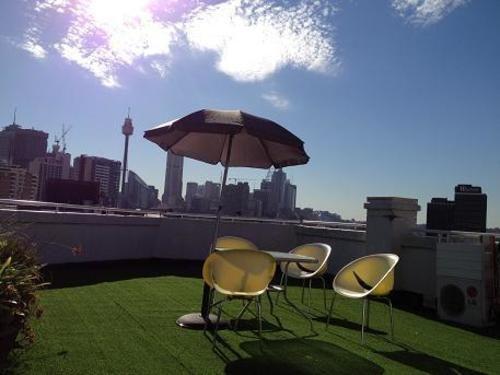فندق Sydney Wattle سيدني