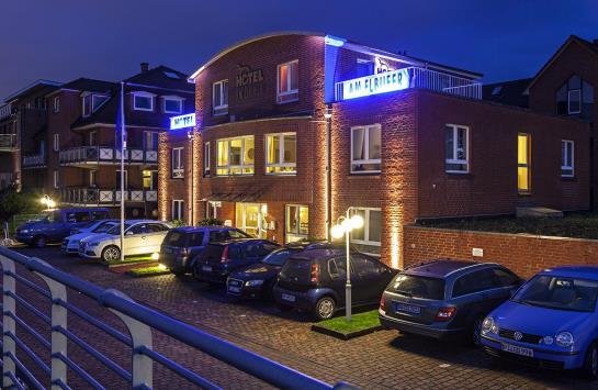 Hotel Am Elbufer Garni Hamburg