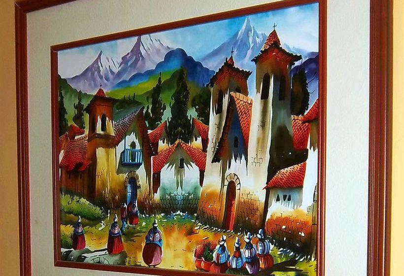 La Hacienda Peruana Hostel كالاو
