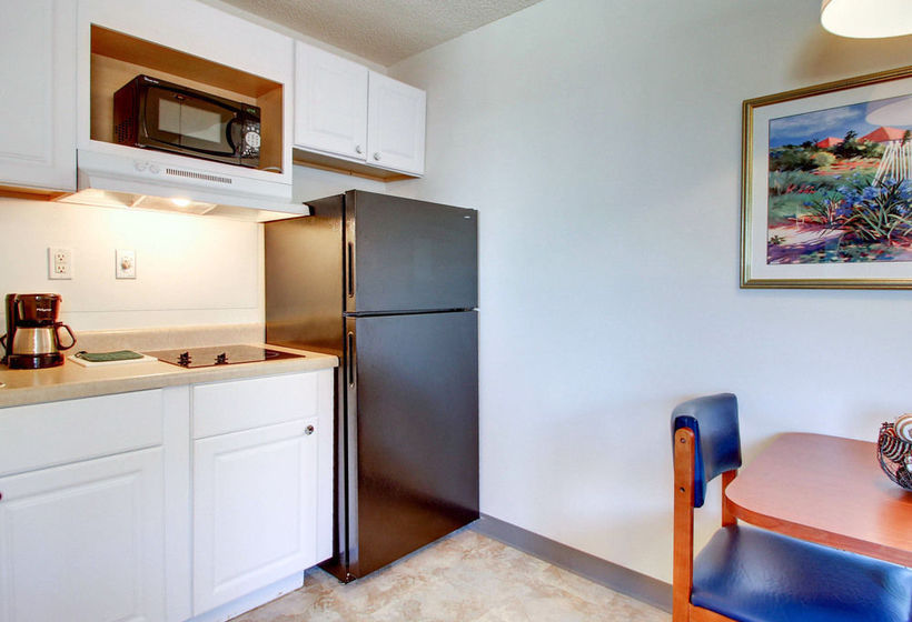 Suburban Extended Stay Hotel D Iberville