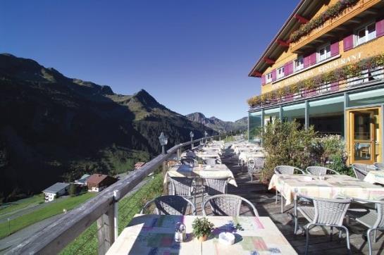 Hotel Alpenstern Damuls Die Besten Angebote Mit Destinia