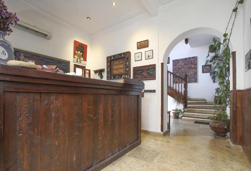 Hotel Dar El Kasbah Tangier