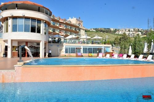 Golden tulip lili 39 s resort and spa aley les meilleures for Casino piscine aley