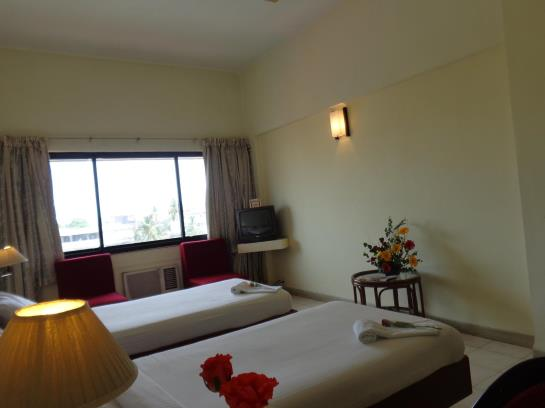 Hotel Poonja International, Mangalore: the best offers with Destinia