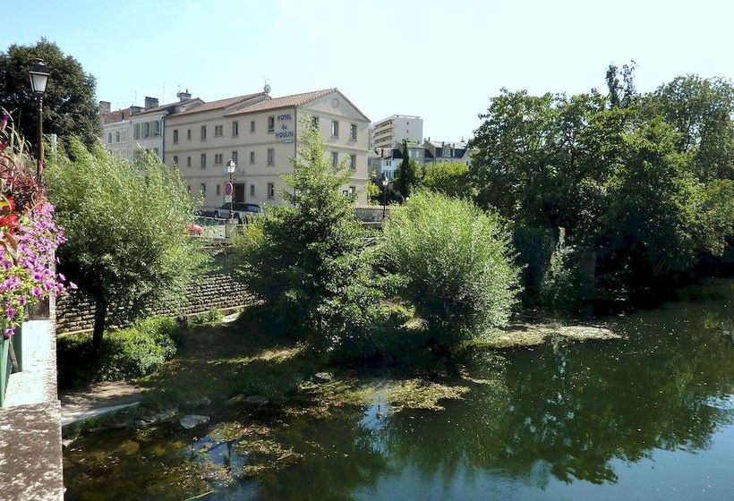 Hotel du moulin niort the best offers with destinia for Hotels niort