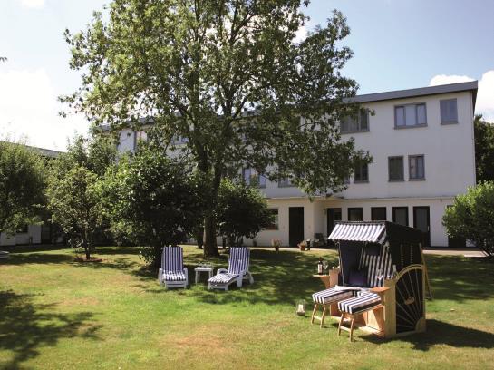 St Peter Ording Hotel Eickstadt