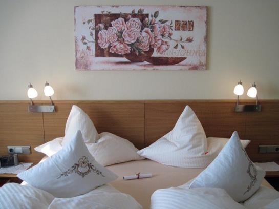 Hotel Pension Alpin Warth
