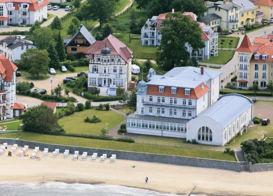 Hotel Hansa haus Ostseebad Kuehlungsborn the best offers