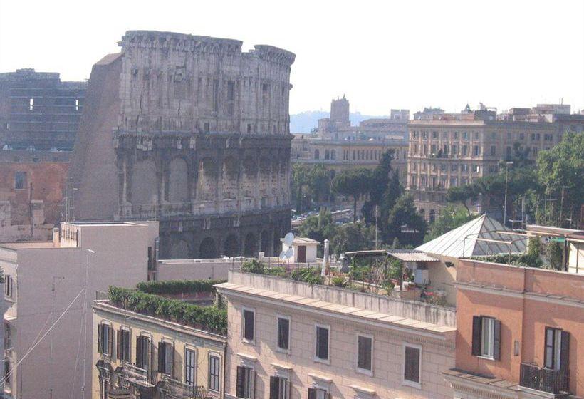 Hotel Celio In Rome Starting At 92 Destinia
