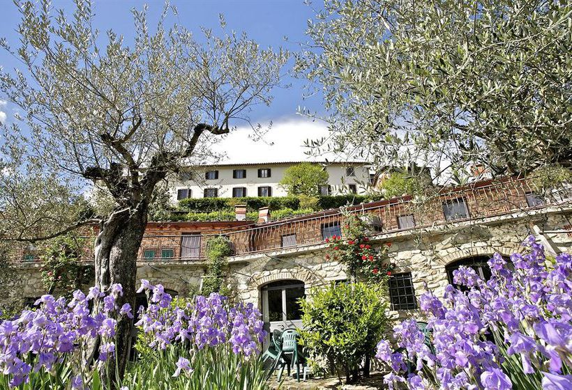 Hotel fattoria di castiglionchio rignano sull 39 arno le for Migliori piani di fattoria