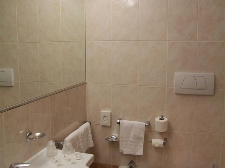 Badezimmer Park Hotel Villa Fiorita Monastier di Treviso