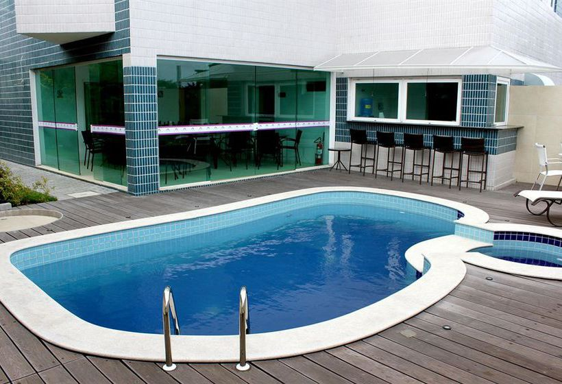 Hotel anahi recife the best offers with destinia for Hotel anahi