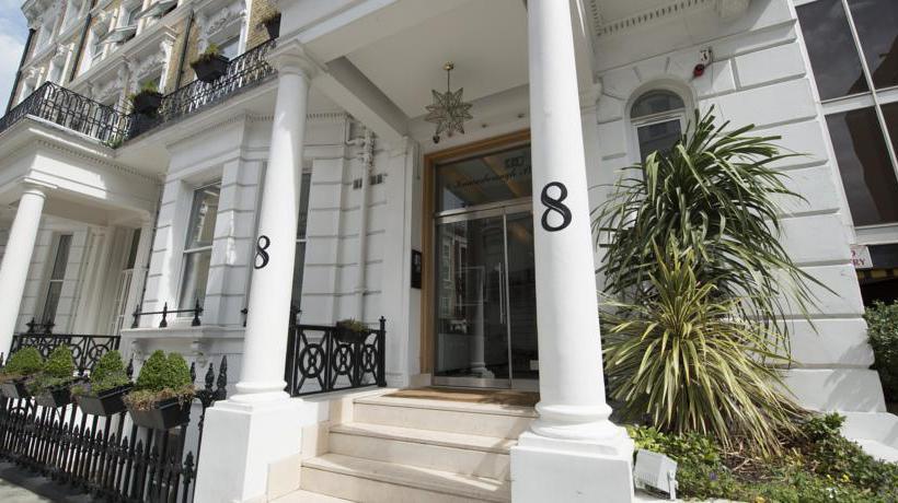 Kensington aparthotel londres les meilleures offres avec for Apparthotel a londres