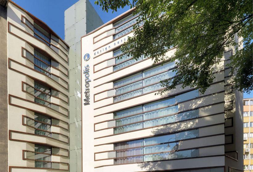 Hotel metropolis design in krakow starting at 21 destinia for Design hotel 21