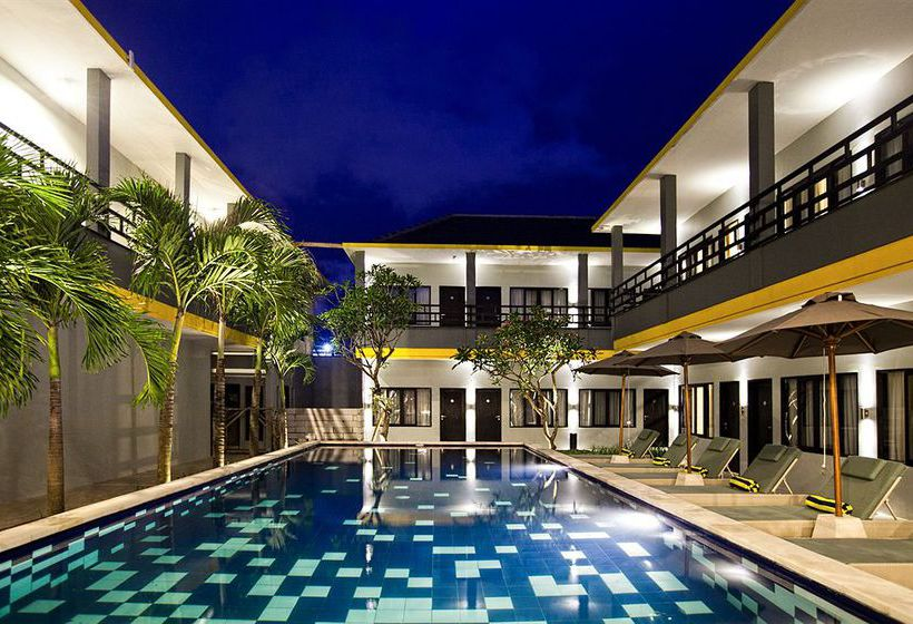 Hotel palloma kuta legian beach the best offers with for Kuta beach hotel