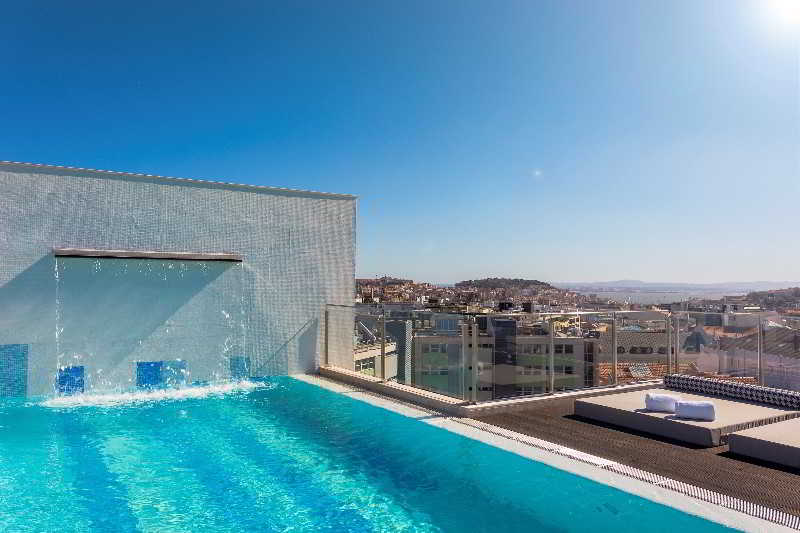 Hotel hf fenix music in lisbon starting at 22 destinia - 4 star hotels in lisbon with swimming pool ...