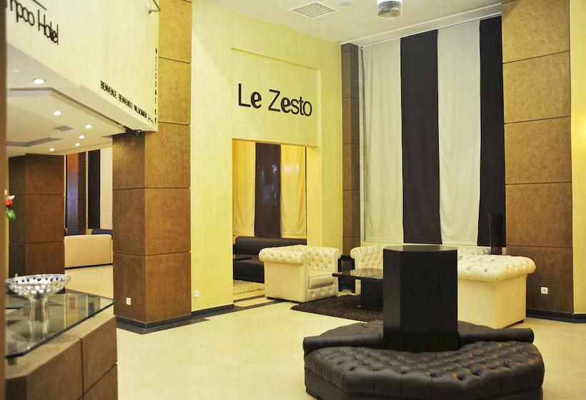 Tempoo Hotel Marrakech City Centre In Marrakesh  Vanaf  U20ac