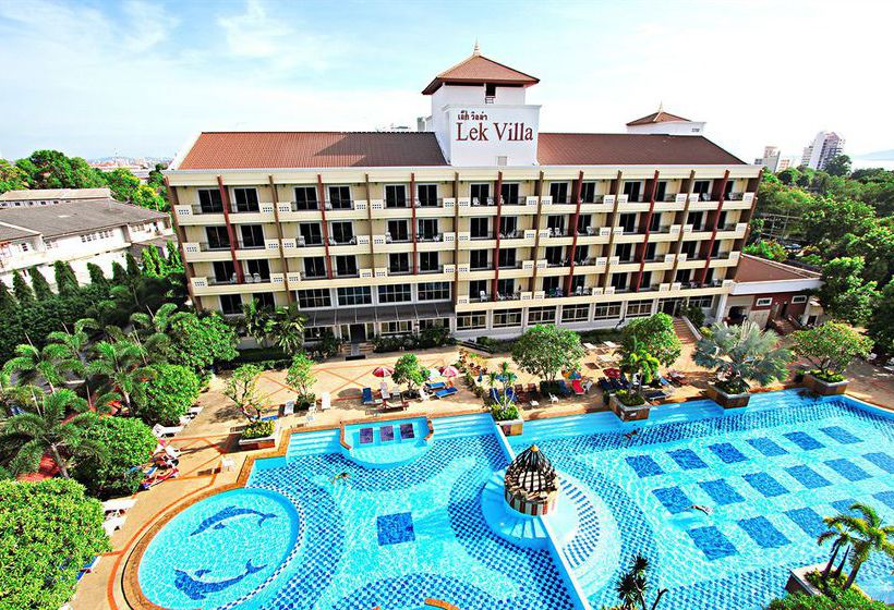 Hotel lek villa pattaya the best offers with destinia for Lek hotel pattaya
