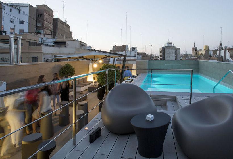 Hotel Vincci Mercat Valencia