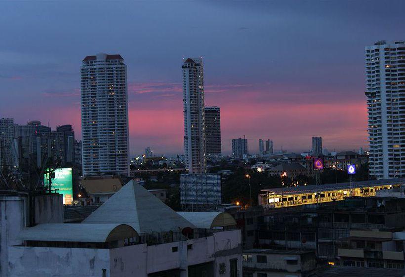 Pas cher hotel de bangkok bangkok partir de 12 for Hotels moins cher