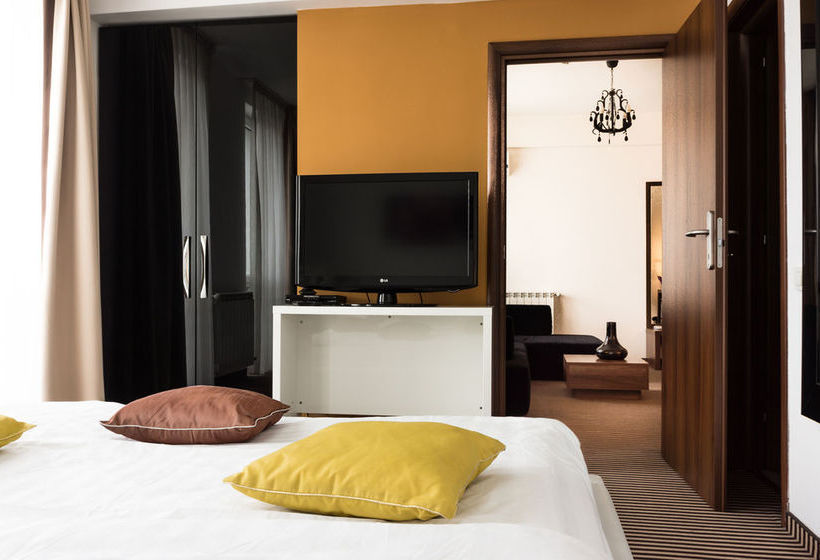 Alex george boutique hotel em cluj napoca desde 29 destinia for George boutique hotel