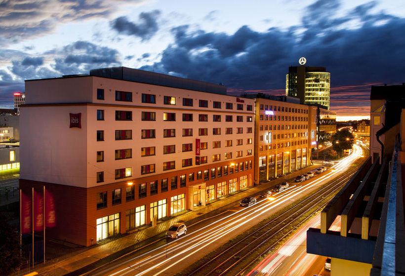 hotel ibis muenchen city arnulfpark em munique desde 35 destinia. Black Bedroom Furniture Sets. Home Design Ideas